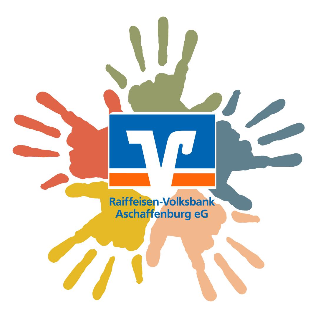 Sponsoring Raiffeisen-Volksbank - Auf der Webseite von www.aschaffenbuch.de